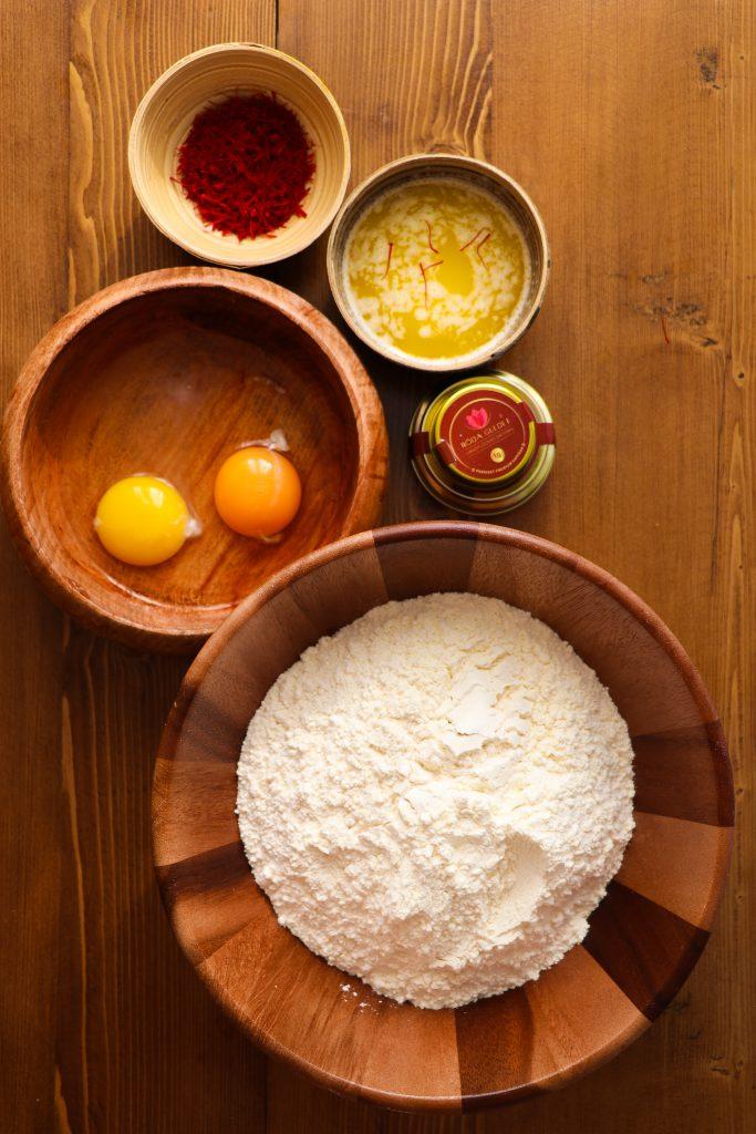 Lussebullar bread recipe