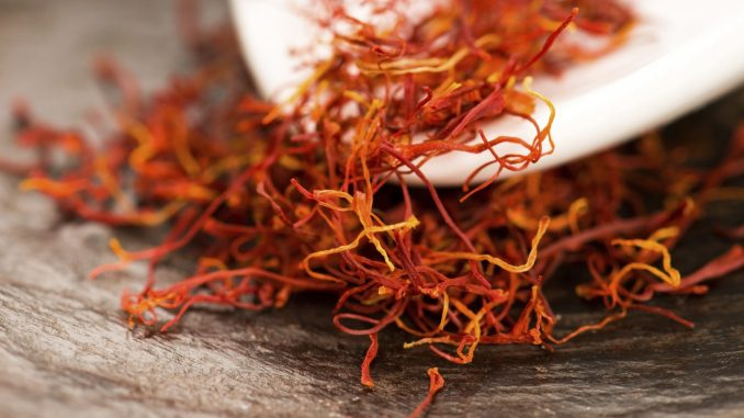 Which countries produce the most saffron in the world