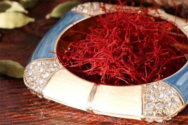 saffron improves your nervous health